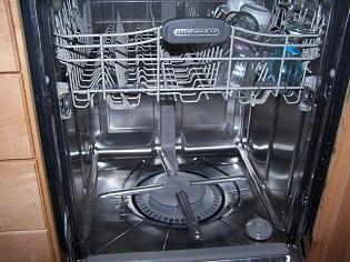Excellent dishwasher repair